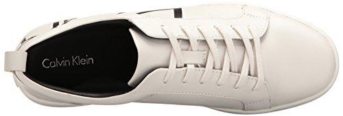 Calvin Klein Danya Cow Silk with Print Logo, Zapatillas para Mujer Mehrfarbig (WBA)