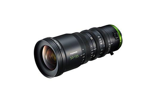 FUJINON Cine Lens MK50-135mm T2.9, Black