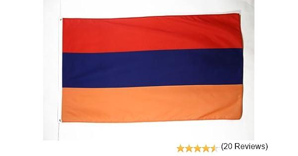 AZ FLAG Bandera de Armenia 150x90cm - Bandera Armenia 90 x 150 cm: Amazon.es: Hogar