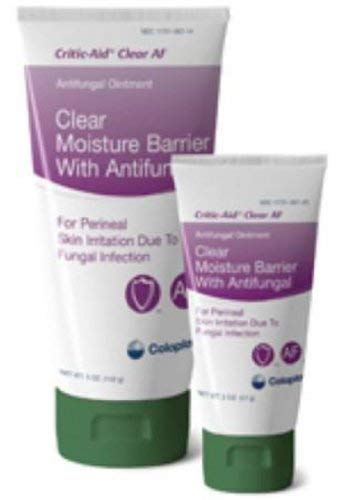 Coloplast Corporation (7572) Units Per Case 12 CriticAid Clear Antifungal Moisture Barrier COLO7572 Case
