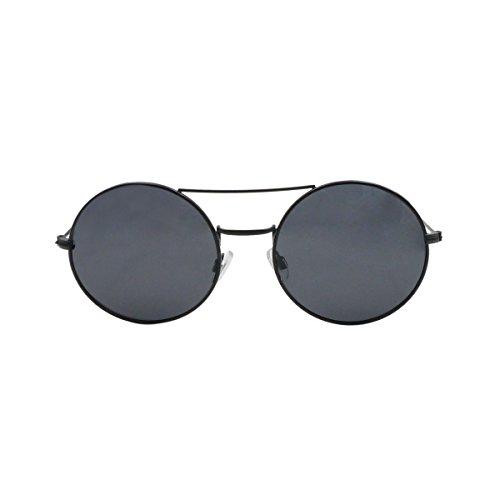 Lenoir Eyewear LE10.3 Lunette de Soleil Mixte Adulte, Noir