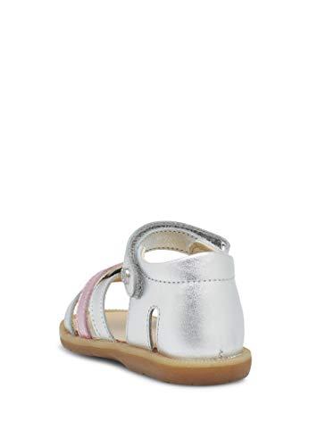 Laminato Argento Ambra sandalo In Naturino wqgWHUtt