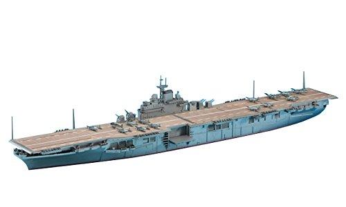 ハセガワ 1/700 ウォーターラインシリーズ アメリカ海軍 航空母艦 ハンコック プラモデル 708