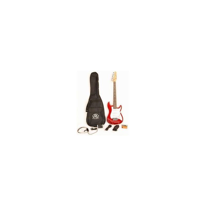 Electric Guitar Package 1/2 Size w/Pocke