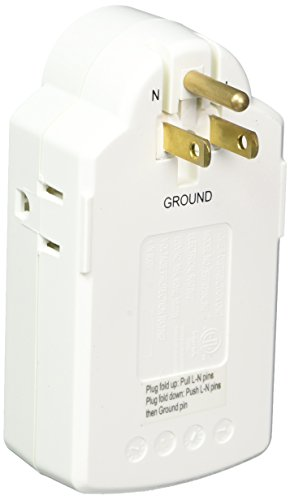Ziotek ZT1120134 HC1 Powers All Mini, 3-Outlet with 2 USB Ports
