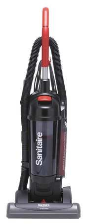 (SANITAIRE Bagless, HEPA Commercial Upright Vacuum)