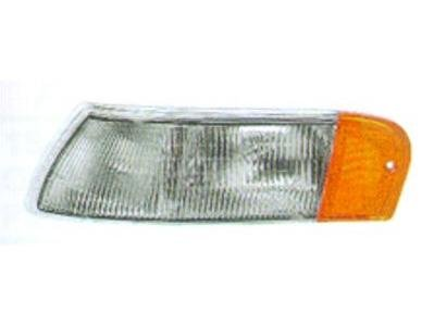 DRIVER SIDE FRONT CORNER LIGHT Ford Taurus, Mercury Sable SIDE MARKER;; LH; with SHO AND ALL