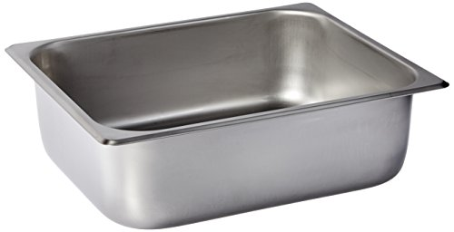 - Winco SPH4 1/2 Size Pan, 4-Inch