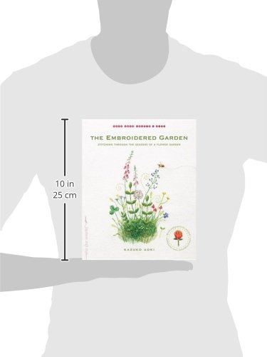 The embroidered garden stitching through the seasons of a for Garden maker online