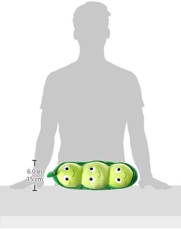 Kidrobot Yummy World Pea Pod Large Plush