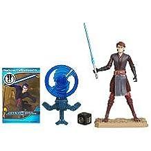 Hasbro Star Wars 2012 Clone Wars Basic Figure Anakin Skywalker / Star Wars 2012 The Clone Wars Action Figure CW1 Anakin Skywalker [parallel import]