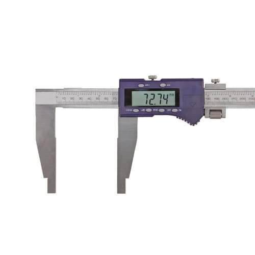 Digital Caliper with Nib Jaws 24 600mm