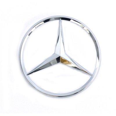 Mercedesstern an Heckklappe C-Klasse W204 Mercedes-Benz