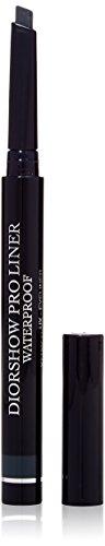 Christian Dior Diorshow Pro Liner Waterproof Bevel-Tip Eyeliner, 082 Pro Anthracite, 0.01 Ounce (Dior Eyeliner Pencil)