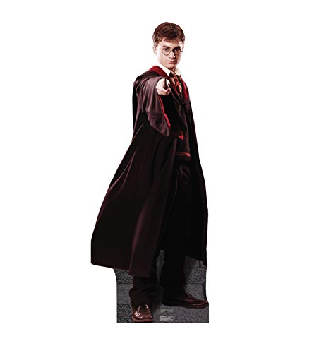 Advanced Graphics Harry Potter Life Size Cardboard Cutout Standup - Harry Potter and the Order of the Phoenix -