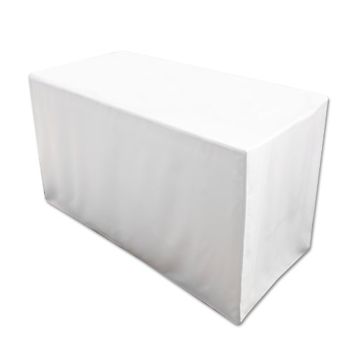 Folding Table Cover Fitted Tablecloth For 4 Foot Folding