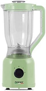 Opinión sobre Licuadora Blender 400 W – Beper 90.430 verde