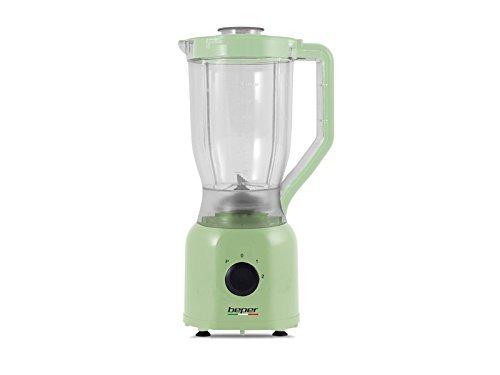 Licuadora Blender 400 W - Beper 90.430 verde: Amazon.es: Hogar