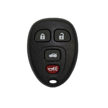 New Aftermarket Keyless Entry - New Keyless Entry Remote Compatible With 2006 - 2010 Buick Lucerne