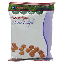 KAY'S NATURALS PROT PUFFS,ALM DELIGHT,GF, 1.2 OZ CASE_6