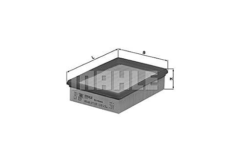 knecht LX 337 Filtro de Aire