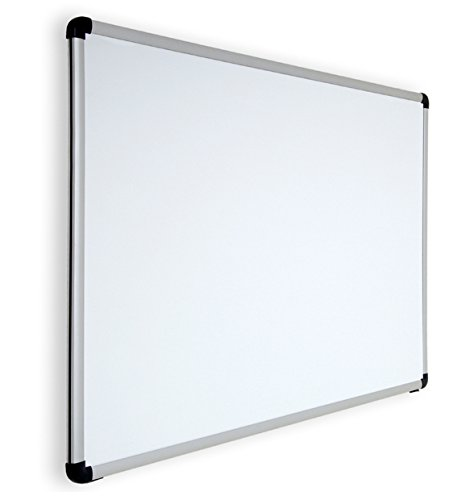 Large Dry Wipe Whiteboard Magnetic Notice Board Cheap Snap Frames
