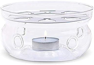 Tetera con calentador de Teabloom (Tamaño estándar -12 cm de ...