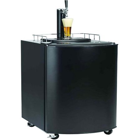 Igloo 4.5 cu ft Kegerator Beer Bar, Black