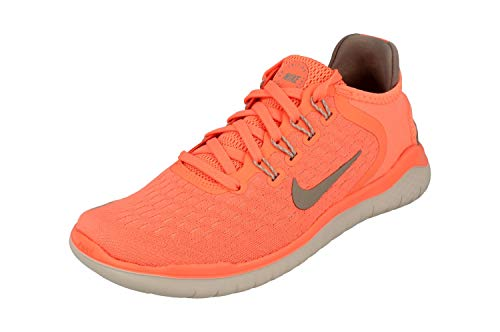 ea1c108aaa55 Nike Womens Free Run 2018 Running Shoes Crimson Pulse Atmosphere Grey  942837-800 Size 8
