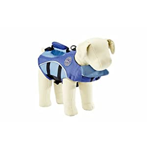 Henry and Clemmies Dog Lifejacket, XX-Small, Blue Click on image for further info.
