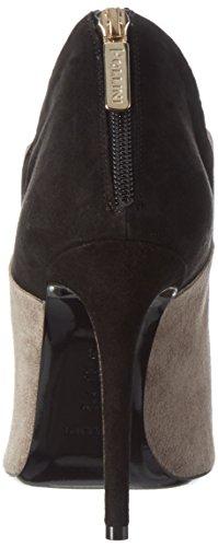 Pollini SA1004AC02TA1, Zapatos de Tacón Mujer, Beige (Beige 20A), 38 EU