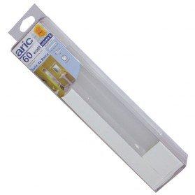 Applique Salle De Bains Blanc Standard Avec Interrupteur Et