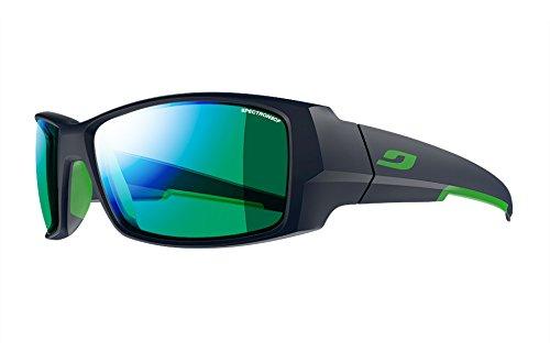 Julbo Armor Sunglasses (Spectron 3 - Matte Blue/Green, Spectron - 1112 Sunglasses