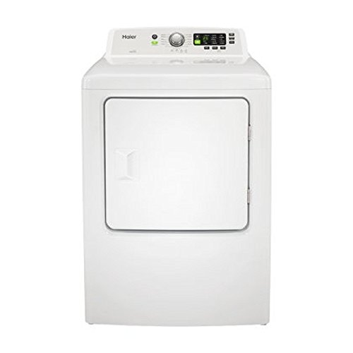 Best Haier 6.7 Cu ft. Front Load Gas Dryer (online)