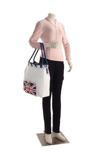 Assots - Prix réduit. Sac porté épaule shopper/Sac cabas drapeau anglais, Union Jack - Joe