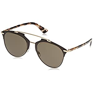 Dior Women CD REFLECTED/S 52 Multicolor/Brown Sunglasses 52mm