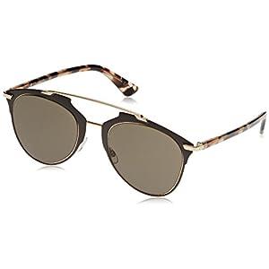 Dior Women CD REFLECTED/S 52 Multicolor/Brown Sunglasses 52mm