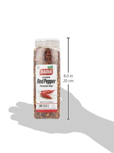 Badia Spices inc Spice, Crush Red Pepper, 12 Ounce (Pack of 6) by Badia (Image #2)