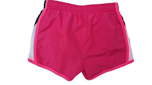 Nike 3,5 Flickor Tempo Körs Shorts Levande Rosa
