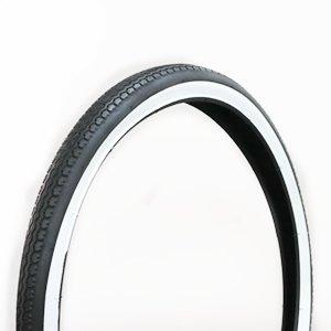 Amazon   自転車用タイヤ 白黒 2...