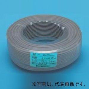 伸興電線 ★切売販売★ ビニルキャブタイヤ丸形コード 0.75 50心 10m単位切り売り 灰色 VCTF0.75SQ×50Cハイ   B00MXPTDE4