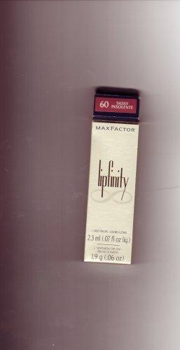 Max Factor Lipfinity,Sassy#60 Lip Paint & Moisturizing Top Coat,Insolente