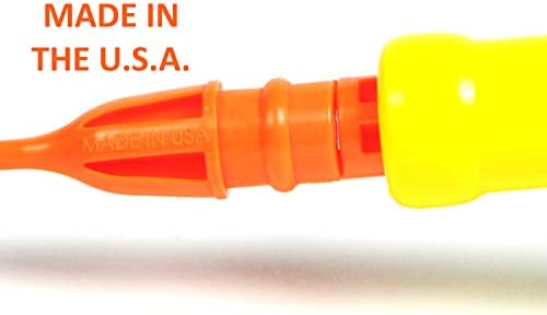 FlexiSnake Drain Weasel Sink Snake  Drain Clog Remover Kit Includes Rotating Handle and 5 MicroHook