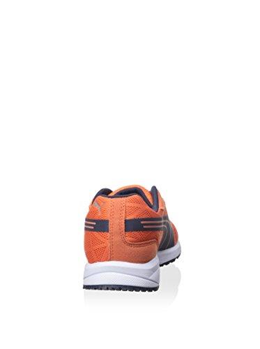 PUMA Kid's Narita V2 JR Sneaker, Nasturtium/Peacoat, 1.5 US Little Kid by PUMA (Image #2)