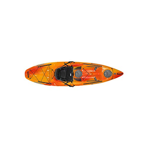 Wilderness Systems 9750105054 Tarpon 100 Kayaks, Mango, 10'