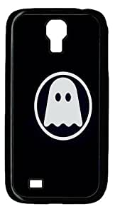 Cool Painting Cute Ghost Polycarbonate Hard Case Cover for Samsung Galaxy S4/I9500