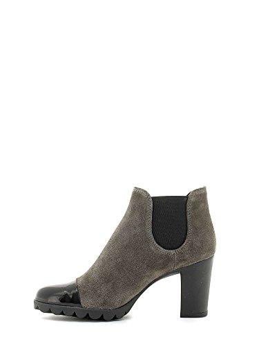 Frauen Grau 20 A701 Ankle boots The flexx qZ8p4