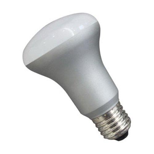 Bombilla Reflectora LED R63 8W rosca E27 luz cálida 3000K: Amazon.es: Iluminación
