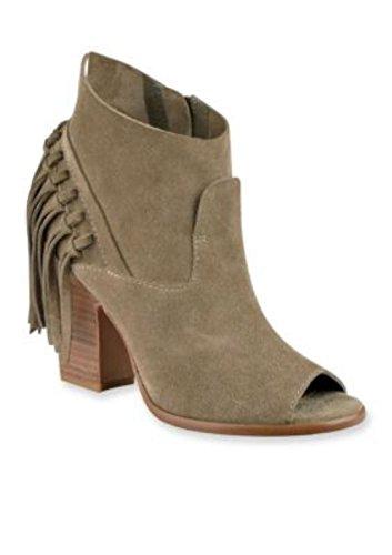 Marc Fisher Dames Onita Peep Toe Enkel Mode-laarzen, Bruin, Maat 6.0