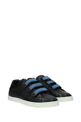 Fendi Sneakers Uomo - Pelle (7E1098TTY) EU Nero